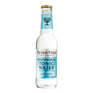 Fever tree mediterranean tonic water ml200